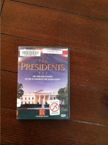 History Channel DVD